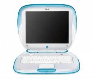 iBook G3, da Apple, chegou em 1999
