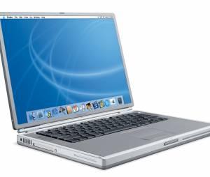 PowerBook G4 corpo todo feito em titanium
