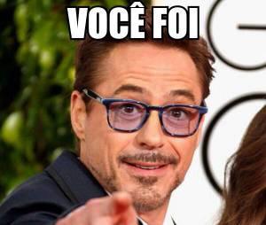 Robert Downey Jr. não tem motivos para não falar a verdade