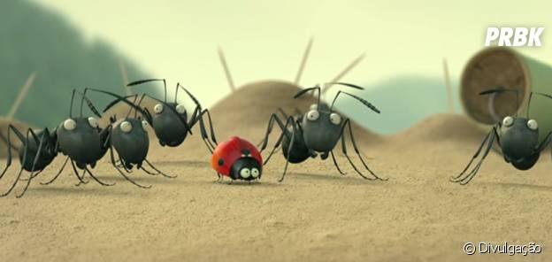 """""""Minúsculos - O Filme"""" é uma das animações para se ver no cinema durante as férias."""