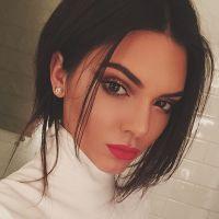 Kendall Jenner vem para o Brasil em 2015 para divulgar campanha de moda