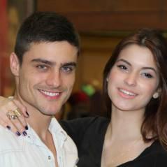 """Guilherme Leicam se derrete pela namorada Bruna Altiere: """"Ela é a minha musa"""""""
