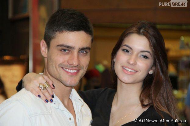 Guilherme Leicam e Bruna Altieri: Namorada ganha declaração do ator e produtor