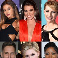 """Ariana Grande, Lea Michele e Emma Roberts estão em """"Scream Queens""""? O que elas devem fazer?"""