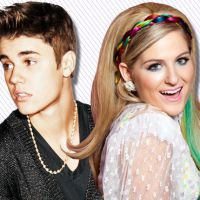 Meghan Trainor cutuca Justin Bieber e elogia Harry Styles, do One Direction