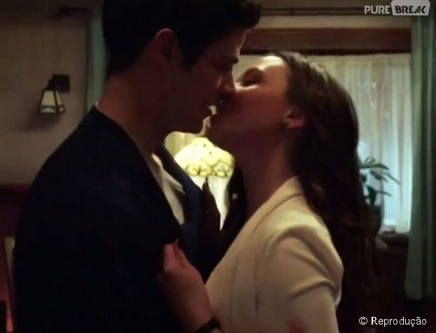 Flash Barry And Linda em The Flash Barry Grant