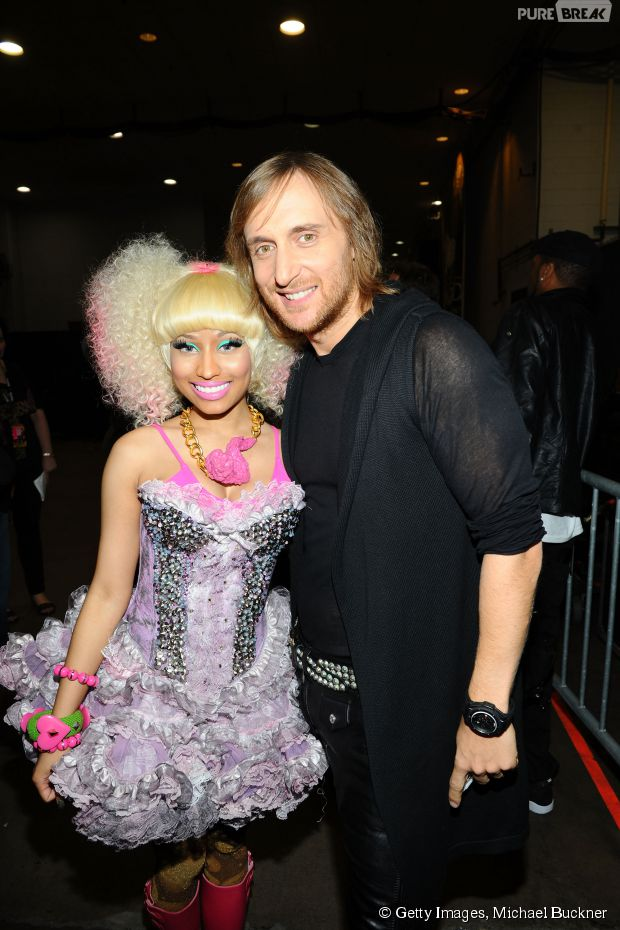 """David Guetta confirma """"Hey Mama"""", parceria com Nicki Minaj, como nova música de trabalho do álbum """"Listen"""""""