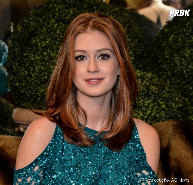 Marina Ruy Barbosa será protagonista da próxima novela das 19h
