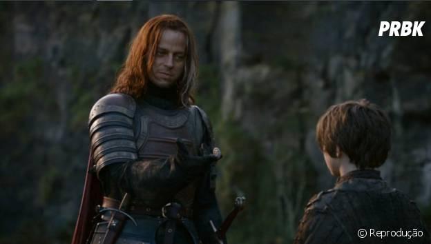 "Jaqen e Arya se reencontra na 5ª temporada de ""Game Of Thrones"""