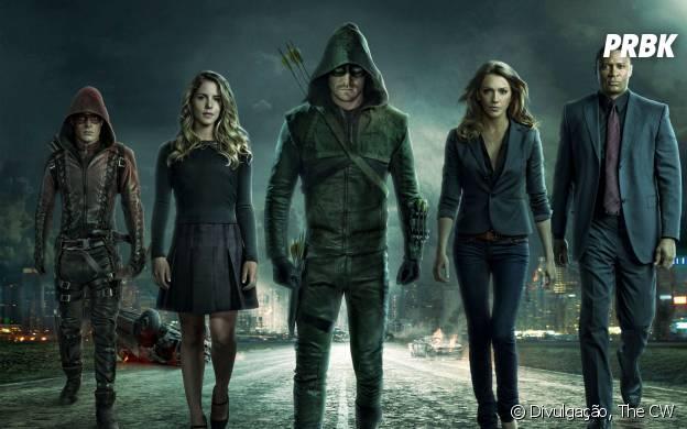 """Os conflitos de Oliver (Stephen Amell) com a sua equipe vão ter destaque em """"Arrow"""""""