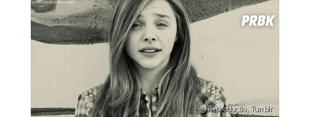 """Chloë Moretz estrela """"Carrie - A Estranha"""""""