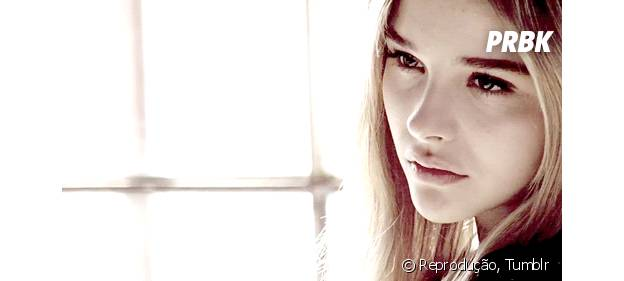 """Chloë Moretz estrela """"Se Eu Ficar"""""""