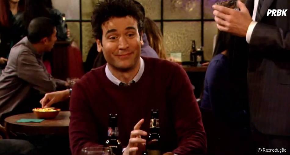 """Ted (Josh Radnor) é o protagonista de """"How I Met Your Mother"""""""