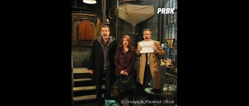 """O 11º episódio de """"How I Met Your Mother"""" promete arrancar risadas dos telespectadores!"""