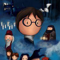 """De """"Harry Potter"""" a """"Operação Big Hero"""": Artista recria posters de filmes em forma de animação"""