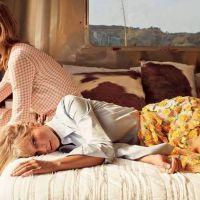Taylor Swift e Karlie Kloss, suposto affair da cantora, arrasam em capa da revista Vogue!