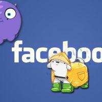 Facebook ganha novo app que permite colar adesivos em suas fotos