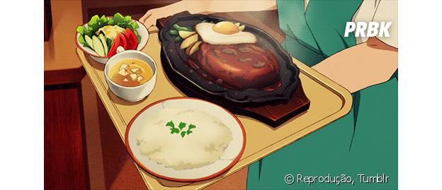 Culinária chinesa é natural