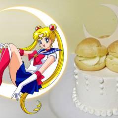 """Culinária e """"Sailor Moon"""": chef se inspira no anime e cria sobremesas de dar água na boca"""