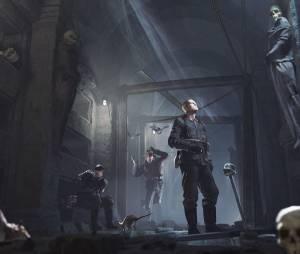 """Catacumbas de """"Wolfenstein: The Old Blood"""" vão oferecer experiências assustadoras aos jogadores"""