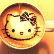Arte no Café: Veja os desenhos mais incríveis inspirados em personagens famosos!