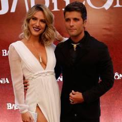 "Giovanna Ewbank comenta cenas picantes de Bruno Gagliasso e cunhada na novela ""Babilônia""!"