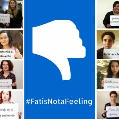 "Facebook remove status ""se sentindo gorda"" após campanha na internet"