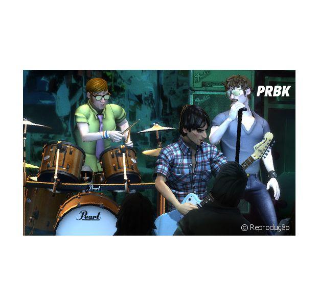 """Harmonix quer saber suas sugestões de músicas para """"Rock Band 4"""""""