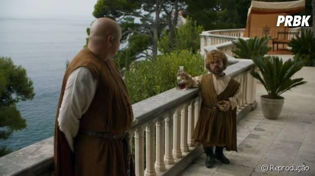 """Tyrion (Peter Dinklage) tem uma missão impossível em """"Game of Thrones"""""""