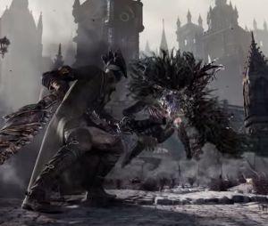 "Novo trailer do game ""Bloodborne"" para PS4"