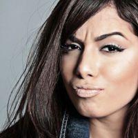 Anitta publica vídeo comemorando aniversário em show com fãs paulistas