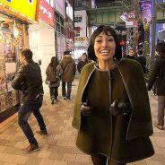 Sabrina Sato vai ao Japão para gravar série de reportagens do seu programa na Record