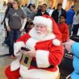 Até o Papai Noel jogou videogame no lançamento do último videogame da Microsoft