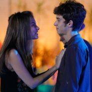 """Novela """"Malhação"""": Bianca (Bruna Hamú) e João ficam no maior clima durante festa!"""