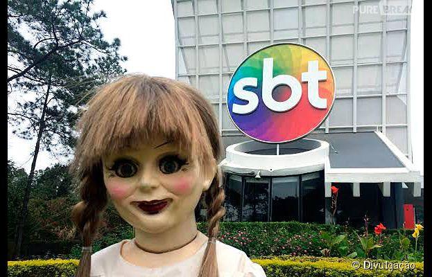 Resultado de imagen para As Melhores Pegadinhas de Terror do Programa Silvio Santos
