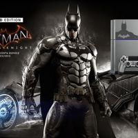 """Game PS4 ganha edição limitada com tema de """"Batman: Arkham Knight"""" e cor prateada: os geeks piram!"""
