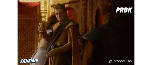 Joffrey morre!