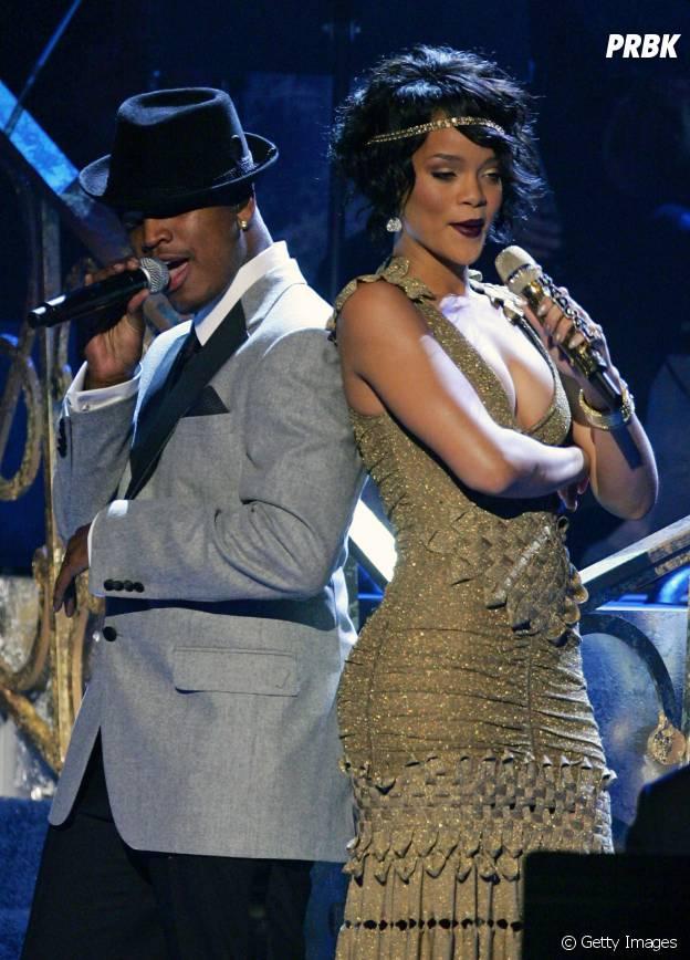Rihanna também fez parceria com Ne-Yo