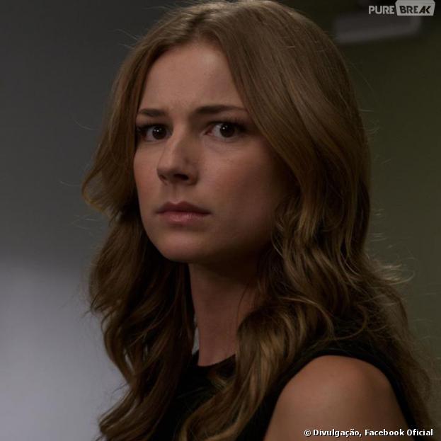 """Quem atirou em Emily (Emily VanCamp) na série """"Revenge""""?"""