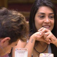 """Final """"BBB 15"""": Finalistas do reality, Amanda e Cézar relembram primeiro dia na casa"""
