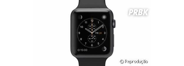 """Tim Cook, afirmou que """"as compras do Apple Watch estão indo muito bem"""""""