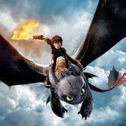 """Animação """"Como treinar o seu Dragão"""" vai ganhar série produzida pela Netflix"""