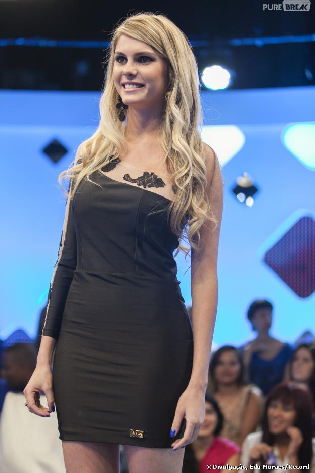 """Bárbara Evans abriu o jogo sobre a sua relação com Monique Evans e reconheceu que sem Mateus Verdelho, ela não ganharia """"A Fazenda"""""""