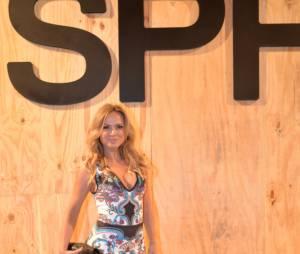 Gisele Bündchen também convidou Eliana para seu último desfile como modelo, no SPFW, nesta quarta-feira (15)