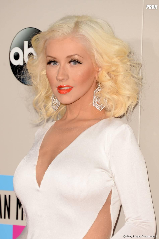 A cantora Christina Aguilera falou de seus planos musicais para 2014