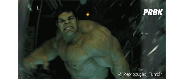 """Hulk, de """"Os Vingadores 2"""""""