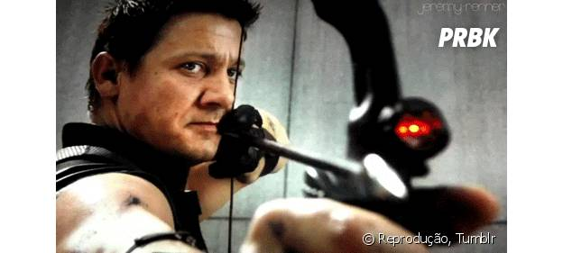 "Jeremy Renner, de ""Os Vingadores 2"""