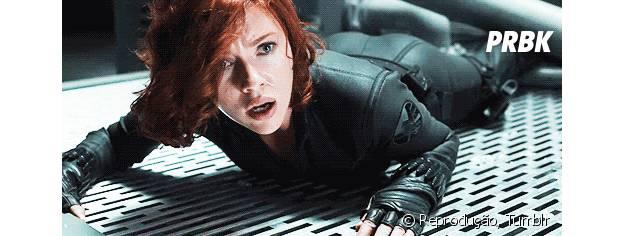 "Viúva Negra, de ""Os Vingadores 2"""