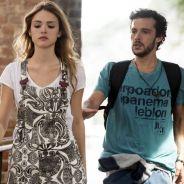 """Novela """"Sete Vidas"""": Júlia (Isabelle Drummond) e Pedro brigam feio por causa de Taís"""