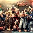 """""""Street Fighter"""" até hoje é um jogo muito cultuado pelos gamers!"""